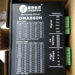 Driver DMA860H