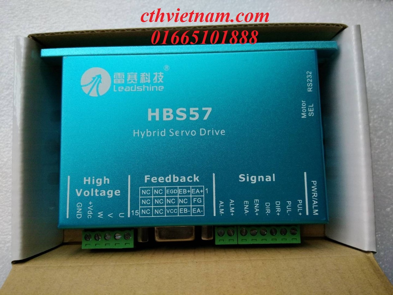 Driver HBS57